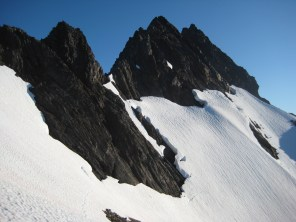 North Face Of West Anderson Peak
