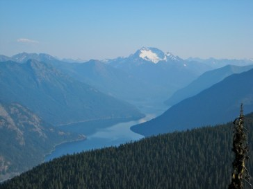Jack Mountain and Ross Lake