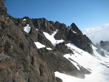 Snow Basin From SE Ridge