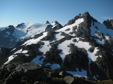 LeConte Mtn From LeConte Pass