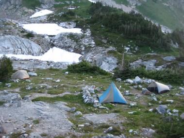 Windy Camp 3 At White Rock Lakes