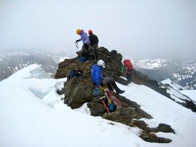 Clark Mountain Summit Rocks