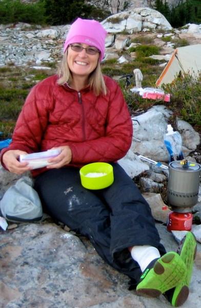 Eileen At Vista Lake