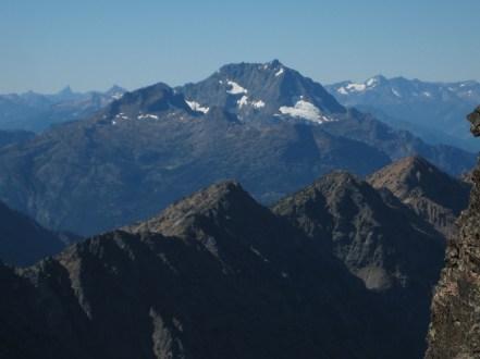 Jack Mountain From Summit
