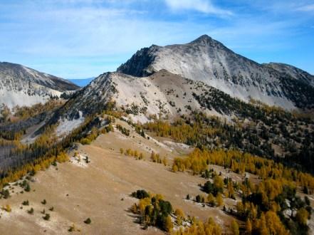 Star Peak From Baldy Mountain
