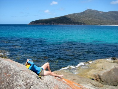 Eileen At Wineglass Bay