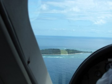 Lady Elliot island. That sure does look like a small landing strip...