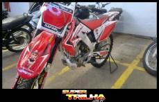 CRF 250R 007 2007