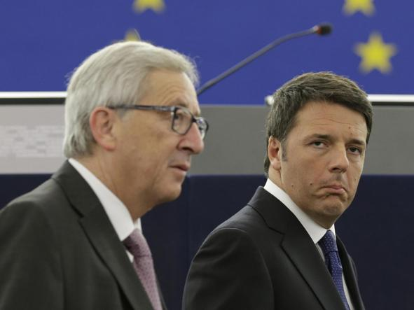 Italia Ue Scontro