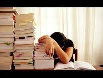 studente in crisi