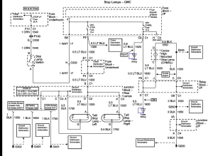 2009 Chevy Silverado Trailer Brake Wiring Diagram