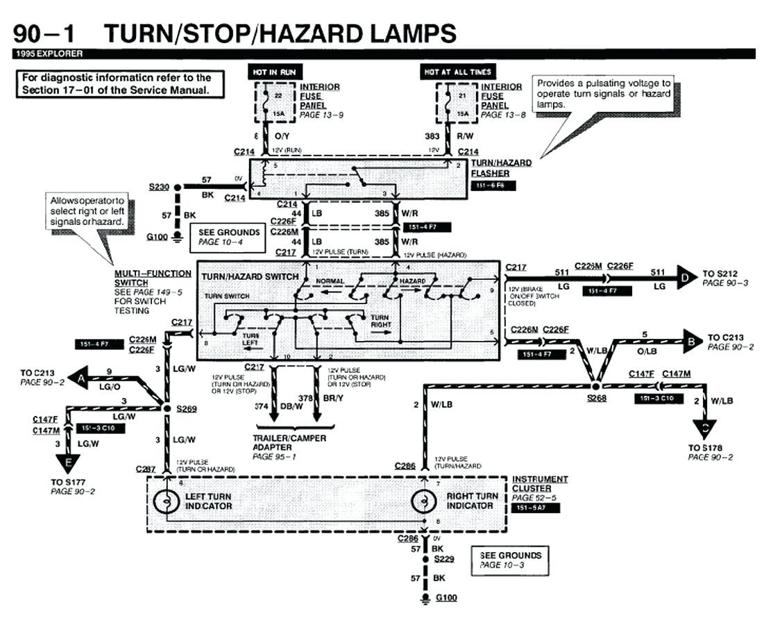 [DIAGRAM] 2004 Ford Explorer Sport Trac Tail Light Wiring