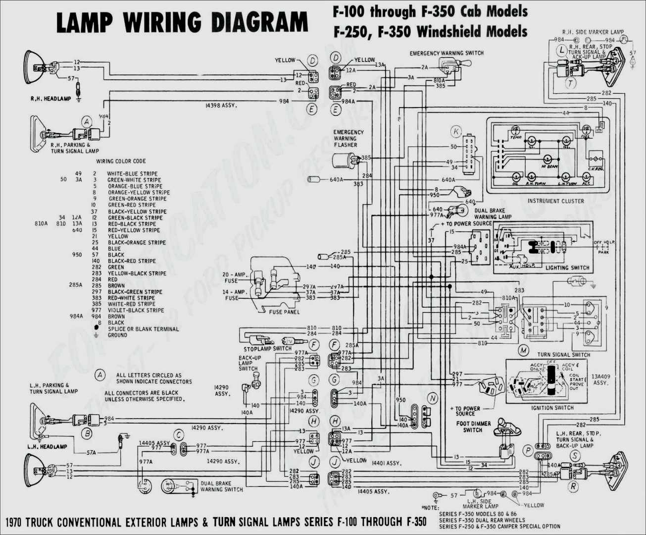 [DIAGRAM] 7 Pole Trailer Plug Wiring Diagram FULL Version