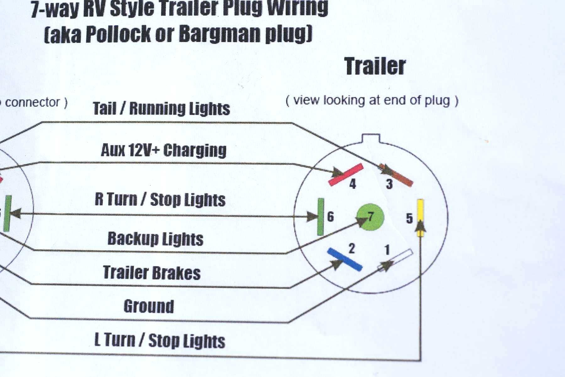 chevy 7 wire trailer wiring diagram   wiring diagram tags scrape  wiring diagram library