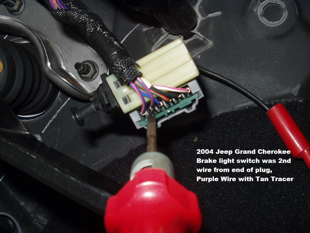 2004 Jeep Liberty Trailer Wiring Diagram