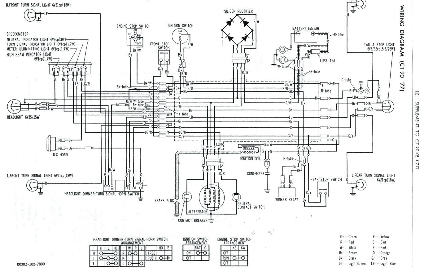 carry on dump trailer wiring diagram