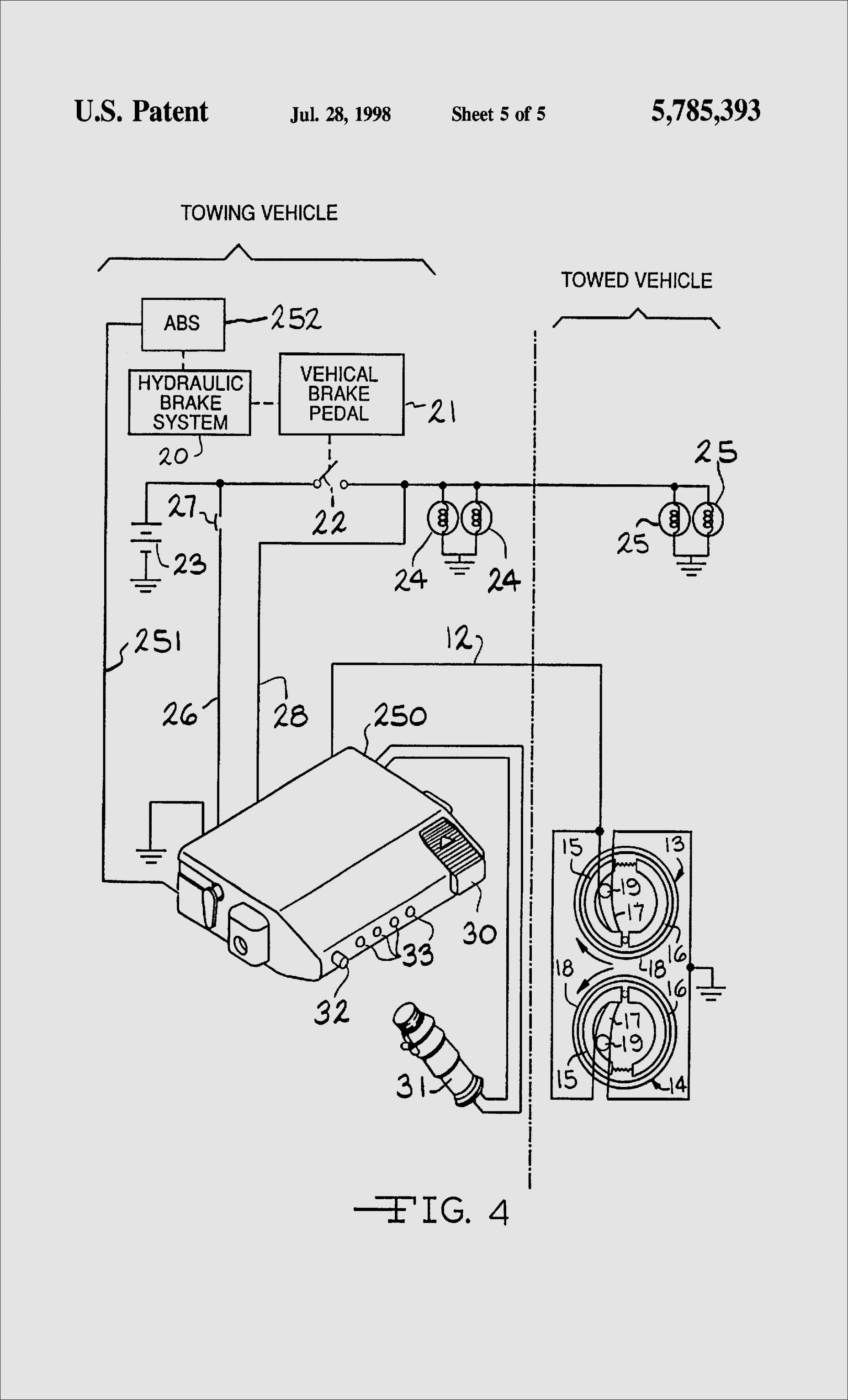 travel trailer wiring diagram