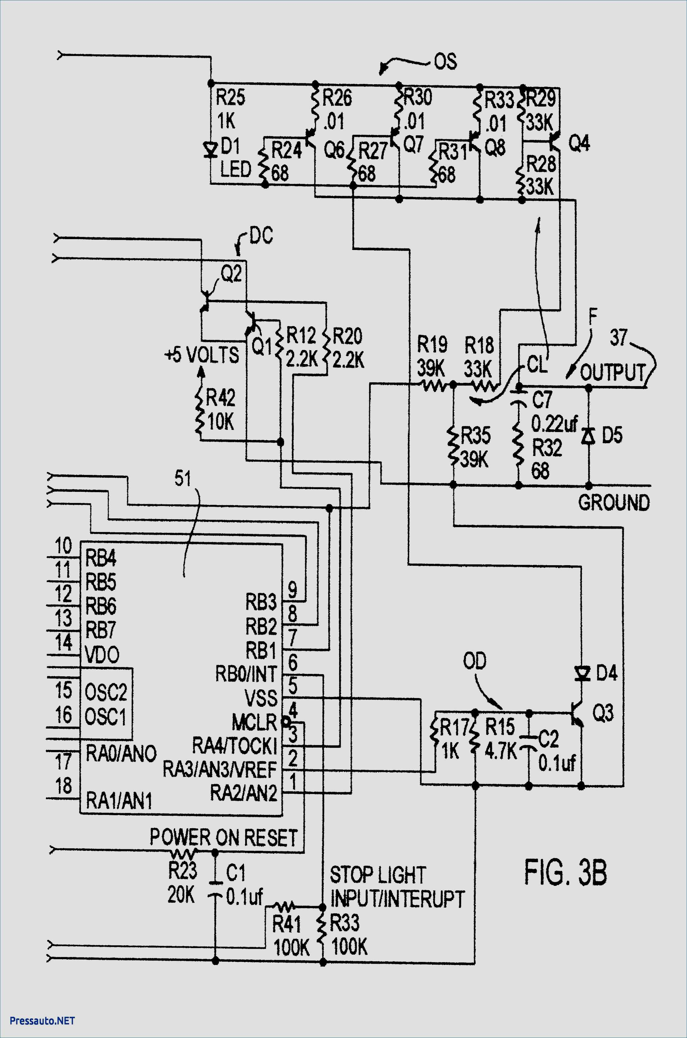 Tekonsha Trailer Brake Controller Wiring Diagram