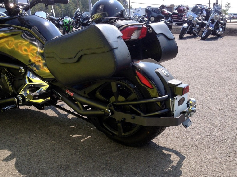 medium resolution of 2015 up can am spyder f3 f 3 f 3 f3 s trailer tow hitch and wiring harness plug and play