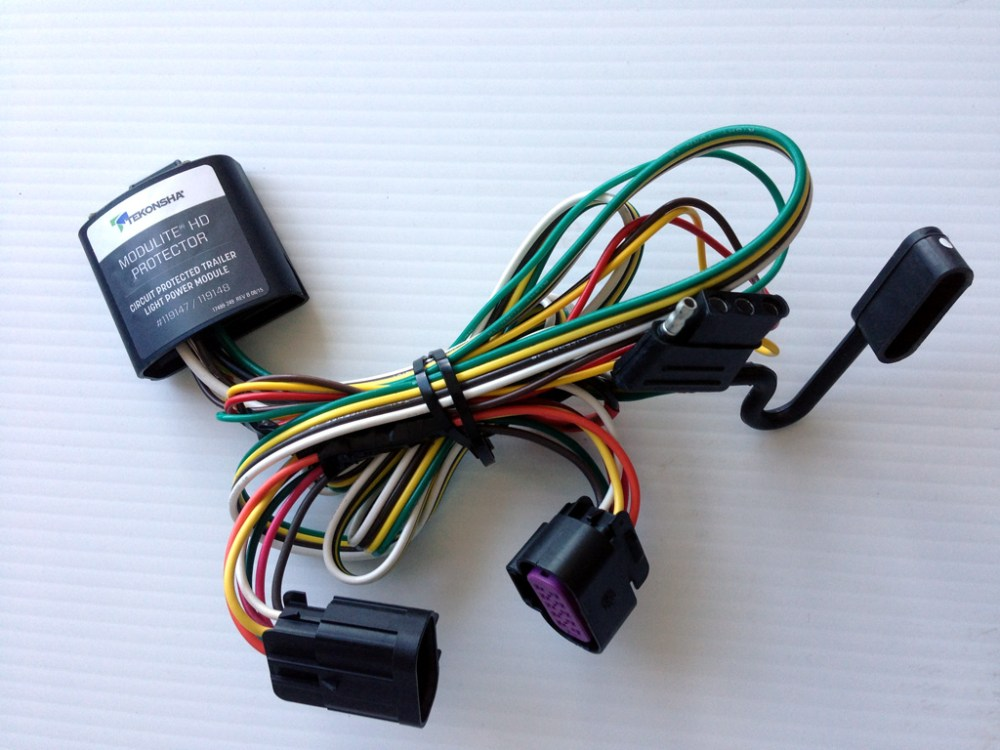 medium resolution of 2010 2017 can am spyder rt rts rt limited trailer wiring harness