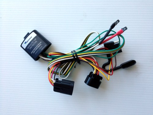 small resolution of trailer wiring harness spyderf3
