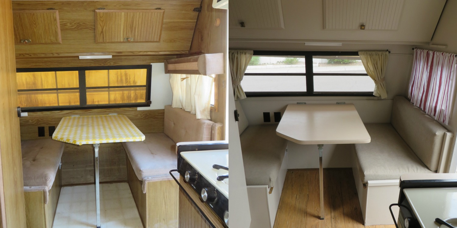 Before And After Photos Of Trailer Makeover  Trailer Flippers