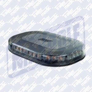 12/24v Magnetic Mini Beacon Light Bar 250mm