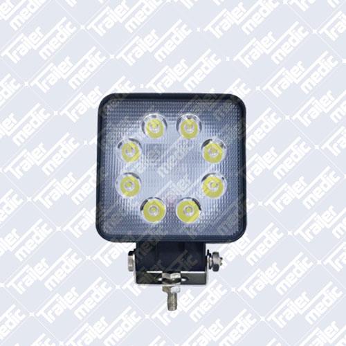 12/24v 24W LED Worklamp - Flood