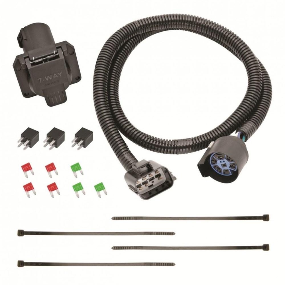 medium resolution of tekonsha 118271 tow harness