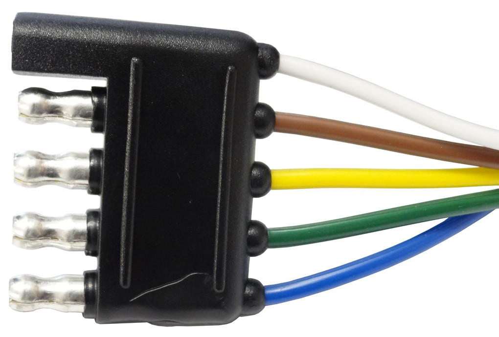 7 Way Trailer Plug Wiring