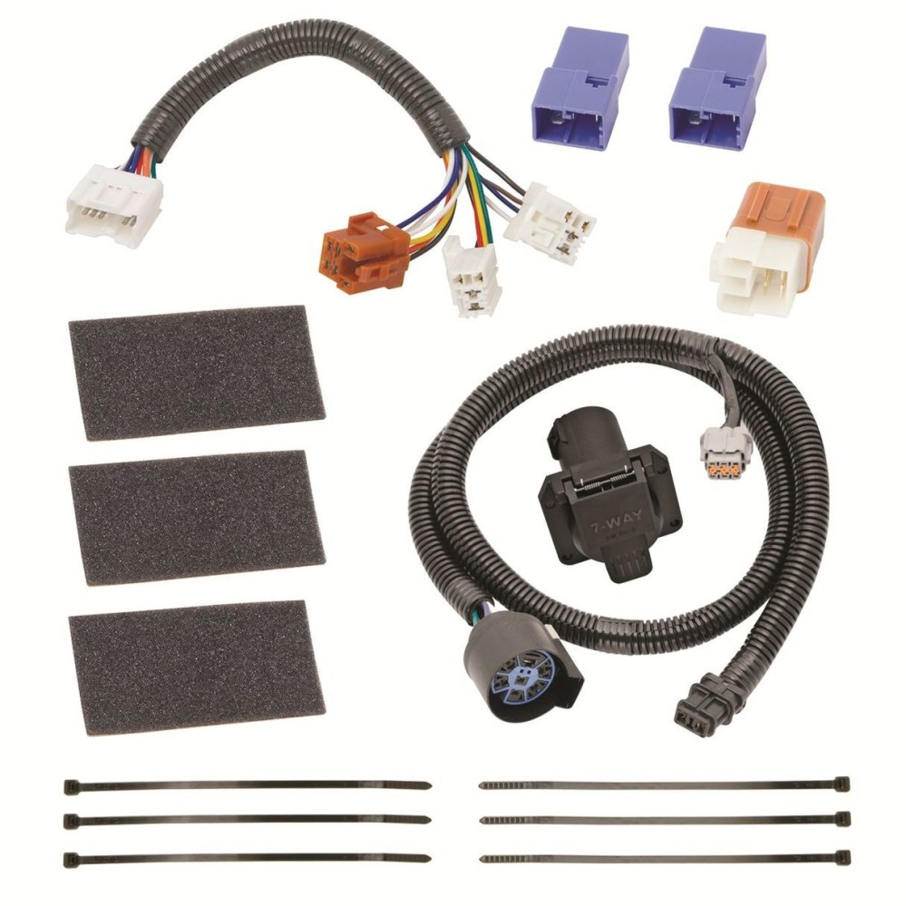 medium resolution of tekonsha 118266 tow harness