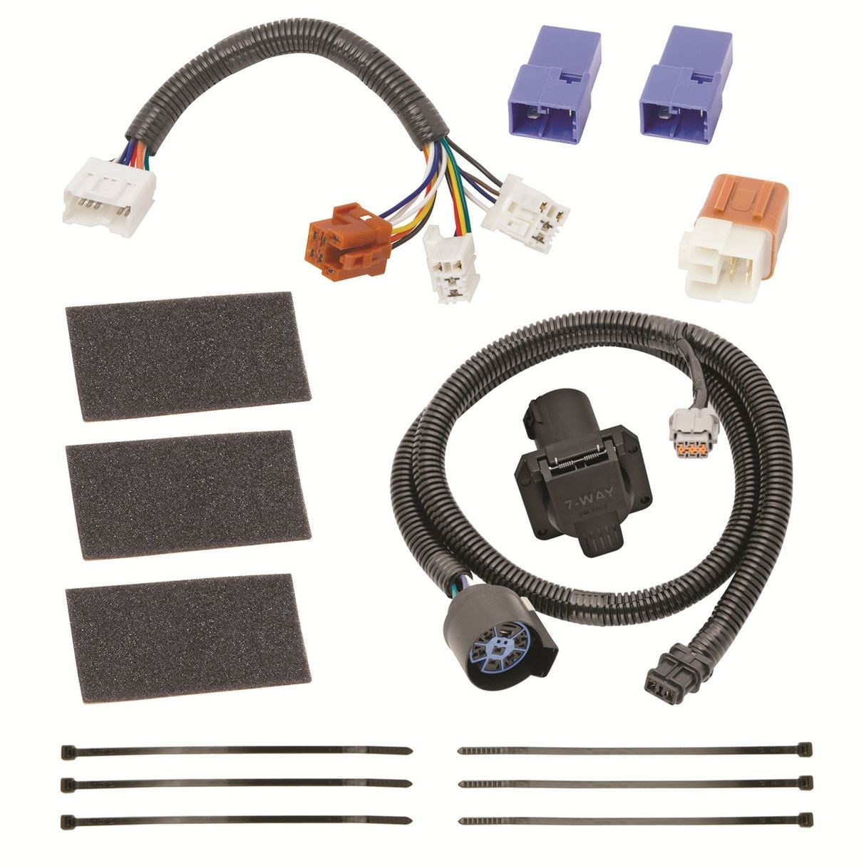 hight resolution of tekonsha 118266 tow harness
