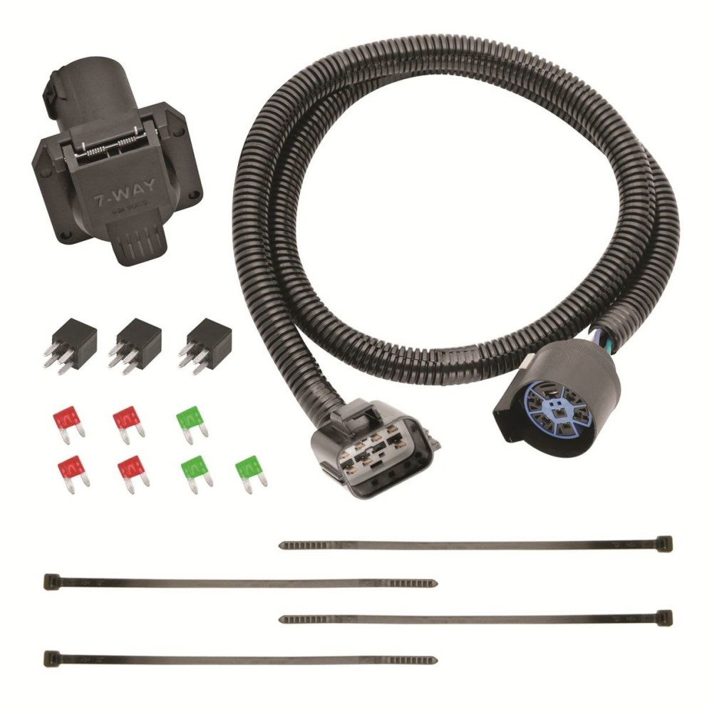 medium resolution of tekonsha 118271 tow harness