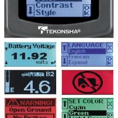 Tekonsha Voyager Specs Architectural Diagram Types P3 Proportional Electronic Trailer Brake Control For 1 4 More Views