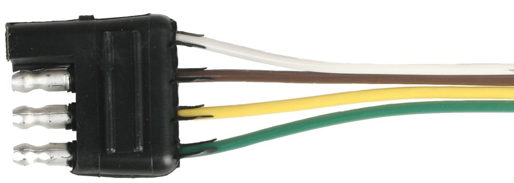 medium resolution of 25 wire harness 4 way flat car end connector