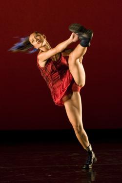 Robyn Mineko Williams in Lucas Crandall's Gimme.