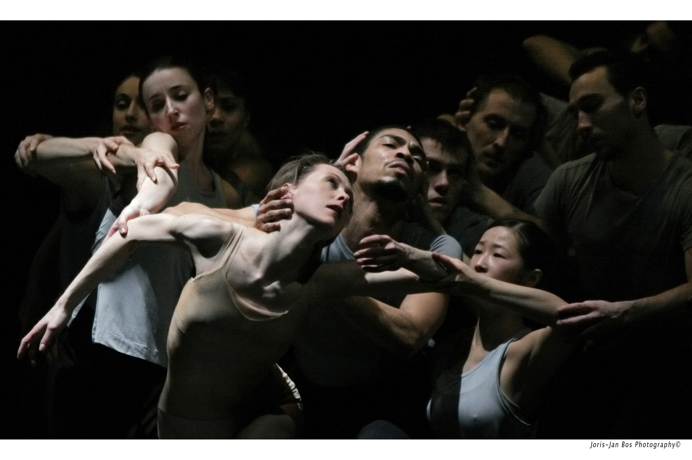 Nederlands Dans Theater in The Second Person. Photo courtesy NDT.