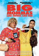 Big Mammas: Like Father, Like Son Poster