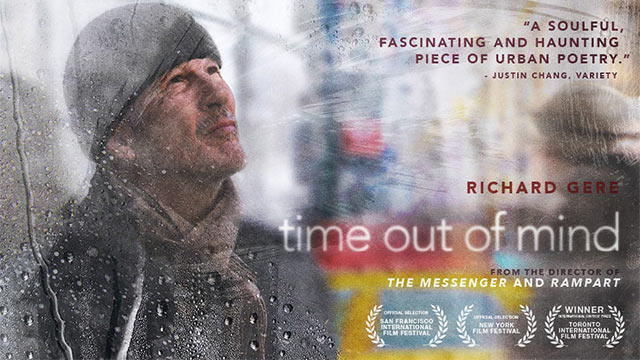Image result for time out of mind movie