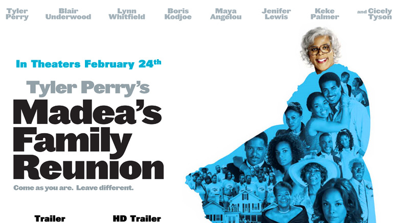 Apple  Trailers  Tyler Perrys Madeas Family Reunion  In Theaters February 24th 2006