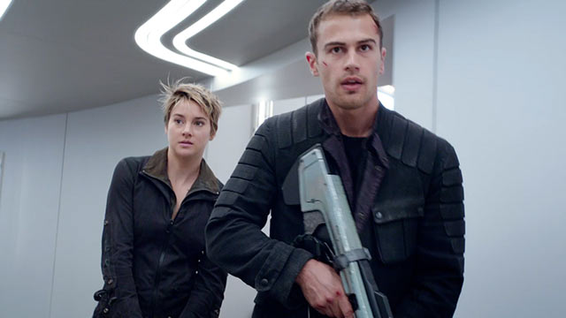 """Insurgent"" Tops Box Office With $54 Million!"