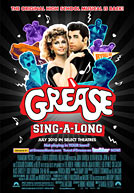 Grease Sing-A-Long Poster