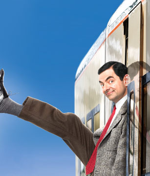 Hd Wallpaper Apple Logo Apple Trailers Universal Pictures Mr Bean S Holiday