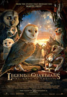 Legend of the Guardians - The Owls of Ga Hoole Poster