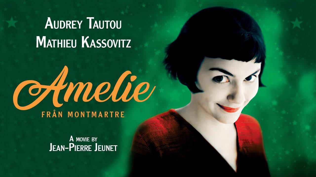 Amélie från Montmartre