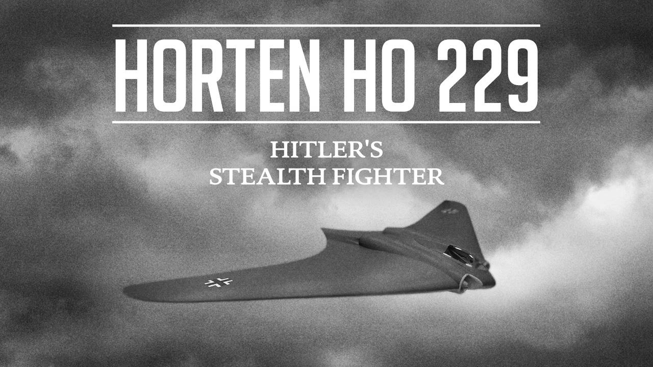 Hitler's Stealth Fighter