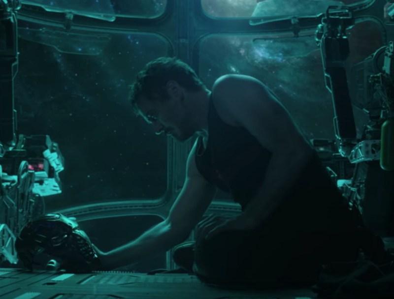 La fine dei giochi nel primo trailer di Avengers: Endgame