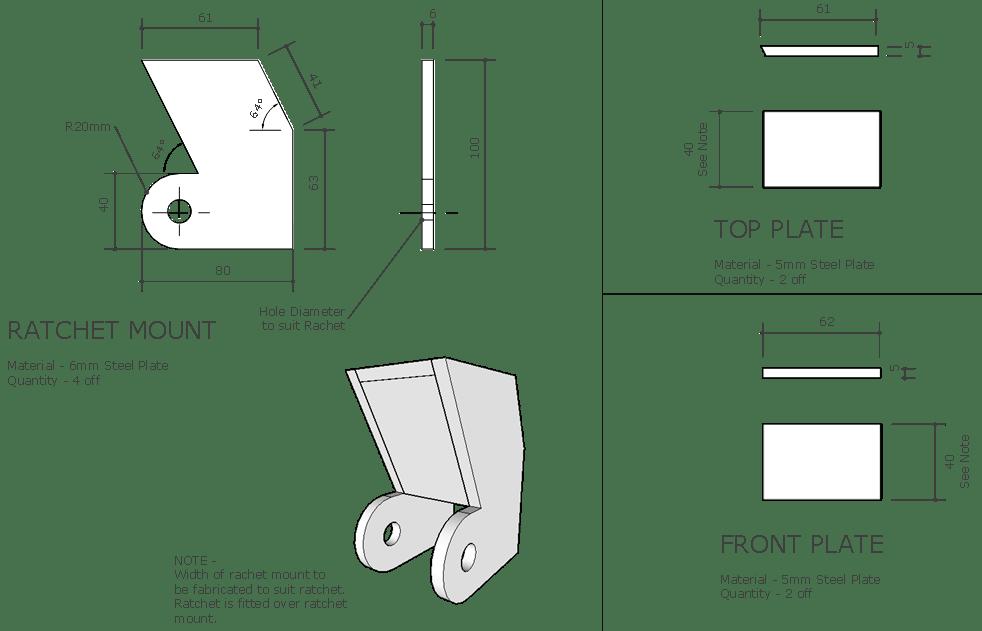Trailer Sauce :: Top Deck Components