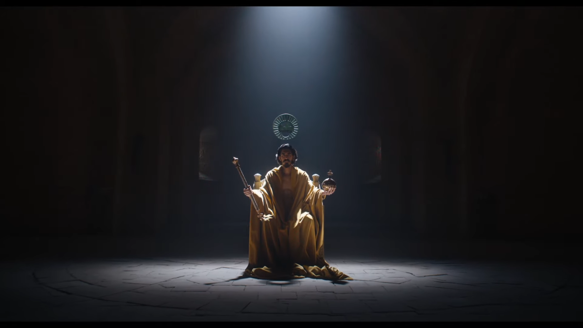 Dev Patel Faces The Green Knight In Teaser Trailer For