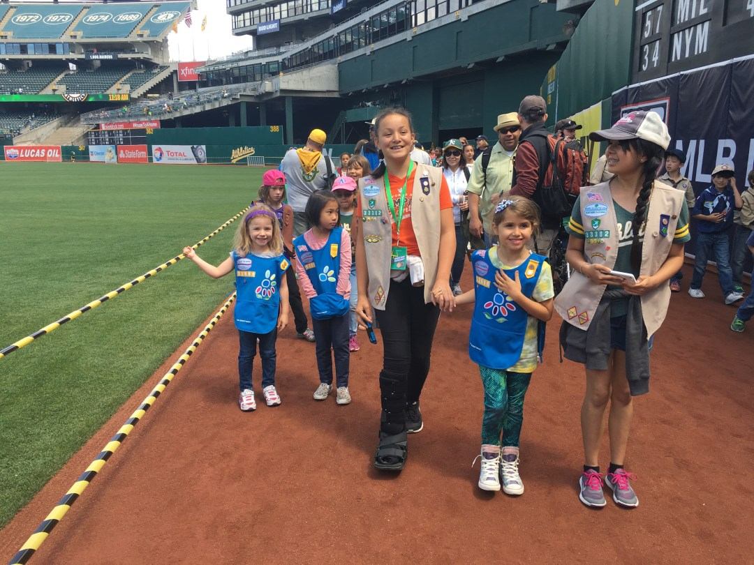 How My Daisy Troop Earned All 11 Petals In 1 Year The Trailhead